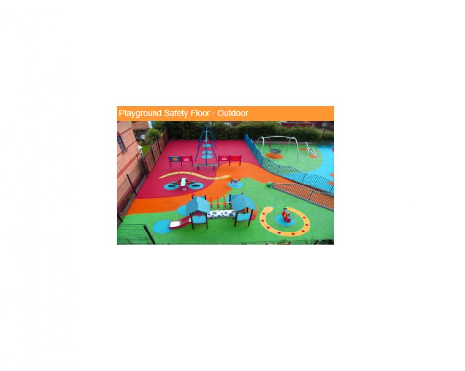 Playground Outdoor Floor