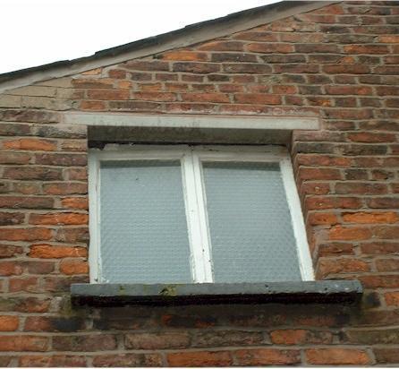 RCC Window Lintels.