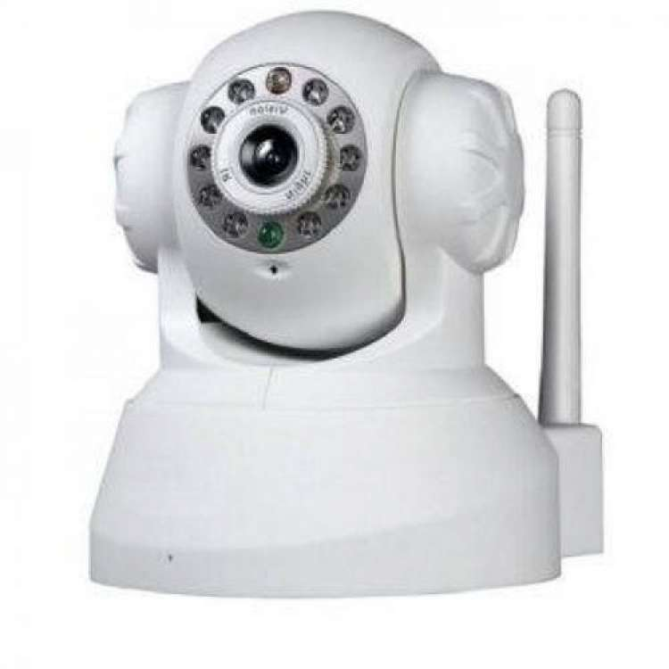 Wireless CCTV IP Camera