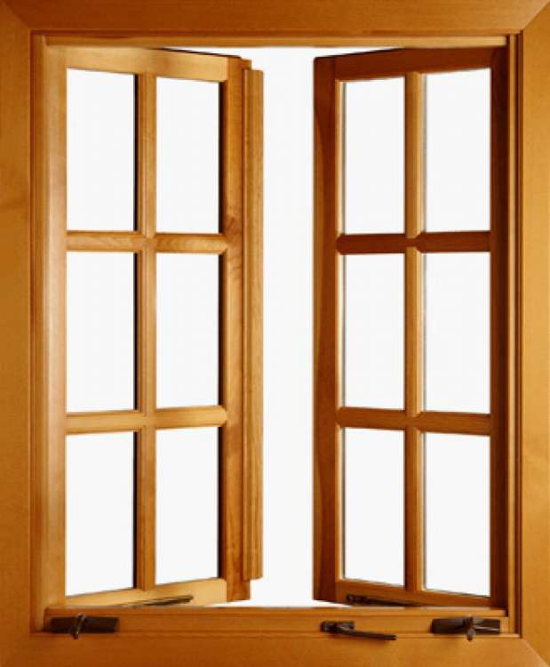 Wooden Window & Frames