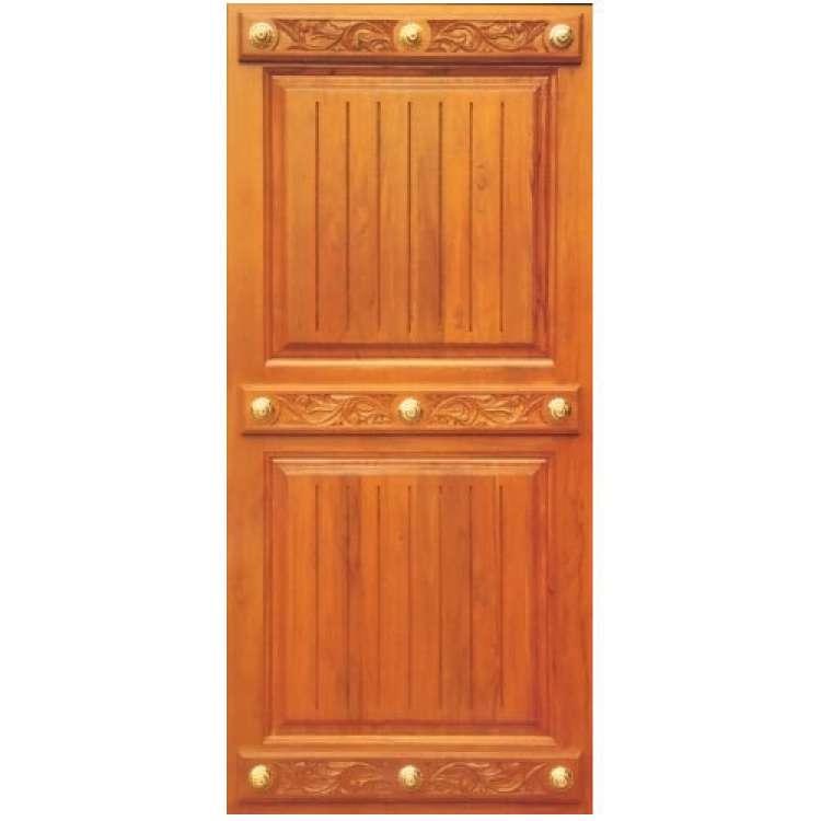 African Teak Wood Doors