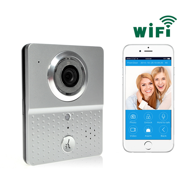 Wi-Fi Video Door Bell