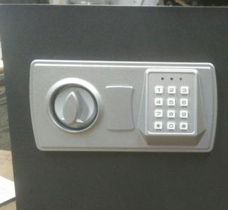 Cupboard Digital Locker Door