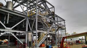 Structure Steel Fabrication