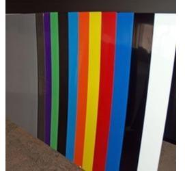 Aluminum Colored Sheets