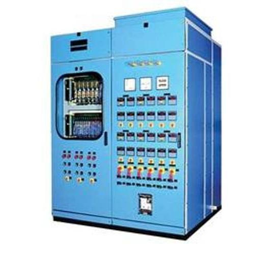 DG Synchronizing Control Panel