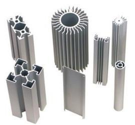 Aluminium Extrusion Sections