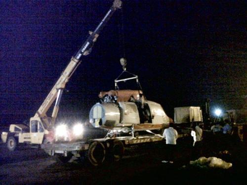Mobile Cranes Services