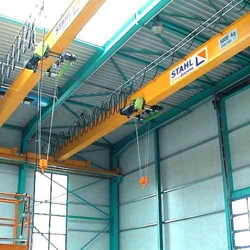Single Girder Bridge Cranes