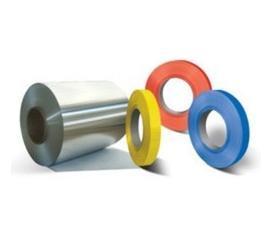 Color Coated Aluminum Coils