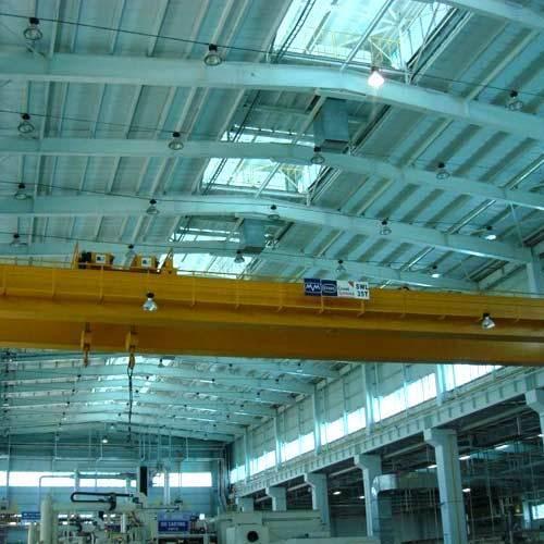 Double Girder Bridge Cranes