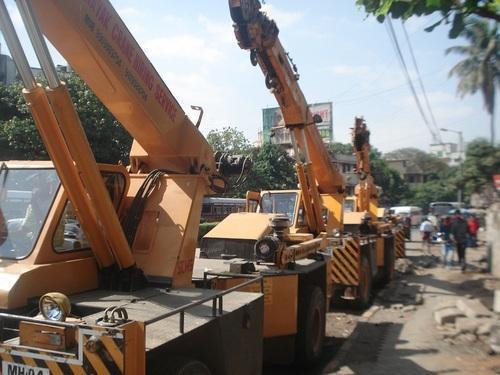 Crane Hire Service