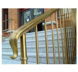 Brass Railings