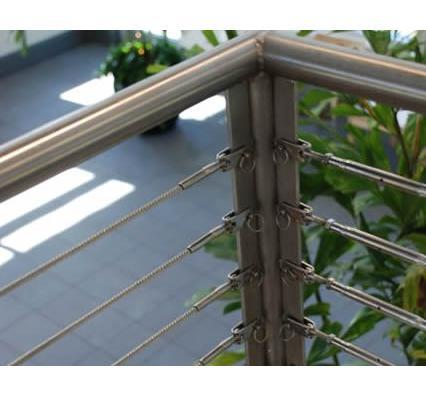 SS Wire Ropes Railings