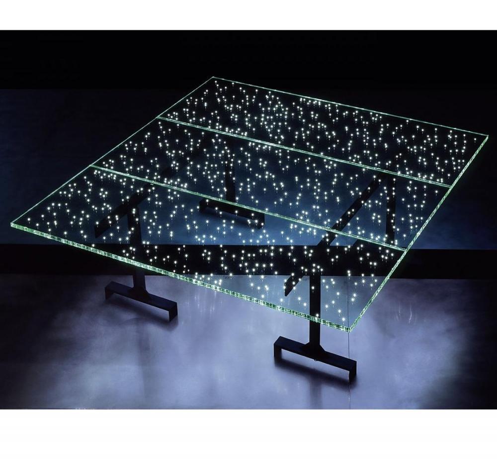 LED Illuminated Table