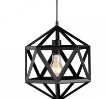 Diamond Shape Pendant Lights