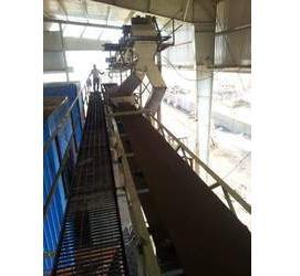 Two Way or Side Discharge Conveyors System