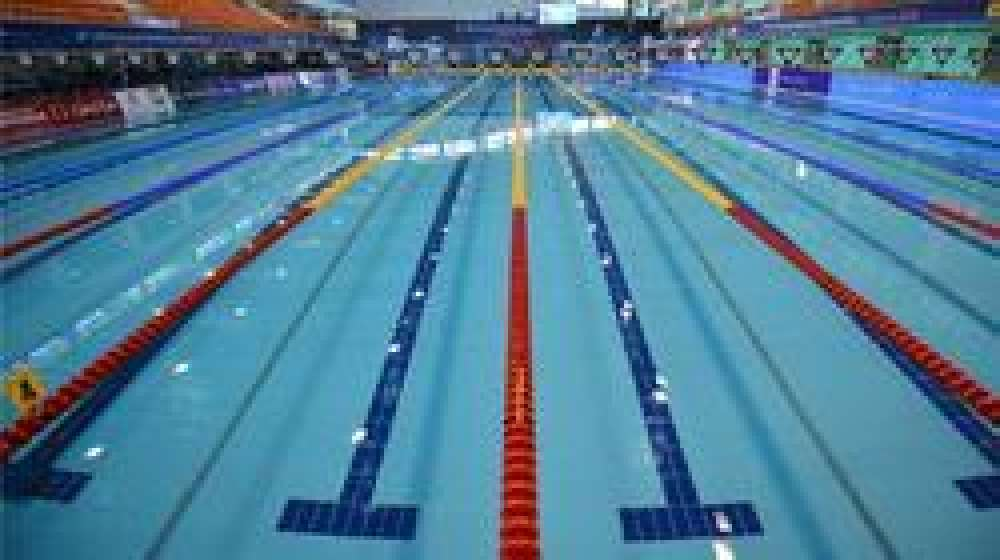 Lane Divider for Competition Pool