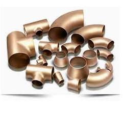 Copper Nickel Concentric and Eccentric Reducer