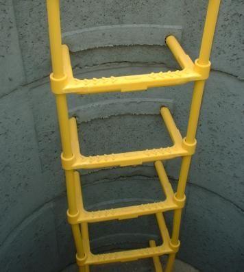 FRP Manhole Ladder