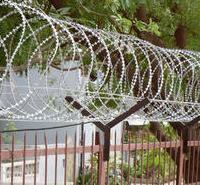 Circle Blade Concertina Wire