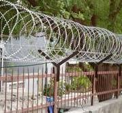 Pyramid Concertina Wire