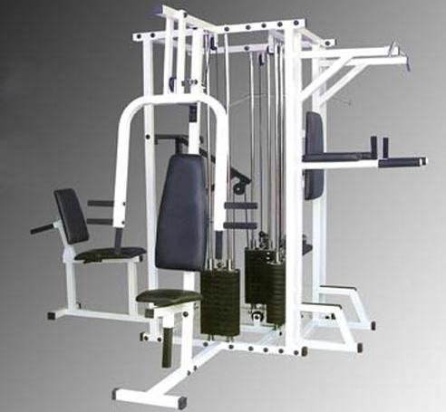 Four Station Multi Gym Machine