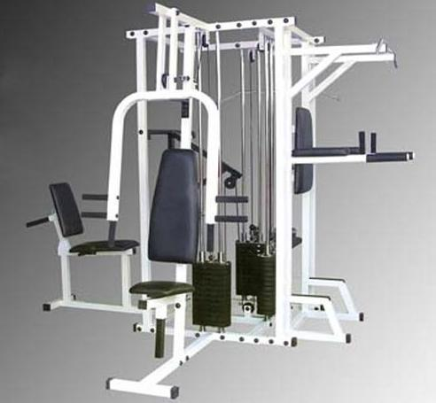 Four Station Multi Gym Machine