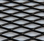 Steel Expanded Metal Mesh Sheets