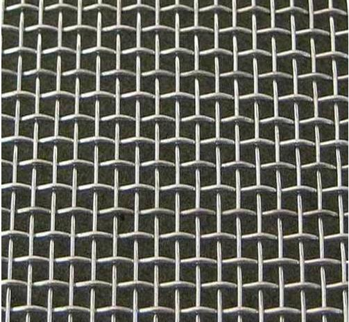 Spring Steel Wiremesh with Edge Preperation