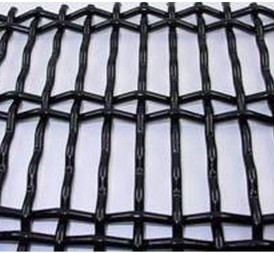 HMB Double Chute Weave Wire Mesh