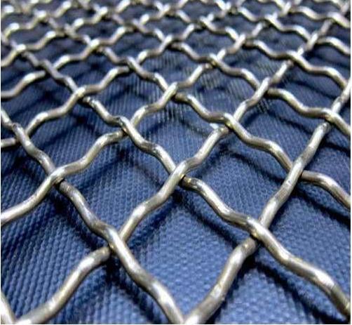 Crimped Wire Mesh Screen