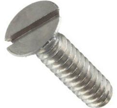 Slotted Machine Screw