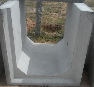 Precast Concrete u drain