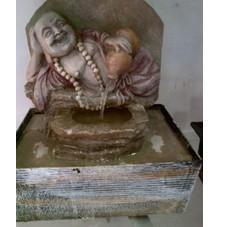 Laughing Buddha Fountain