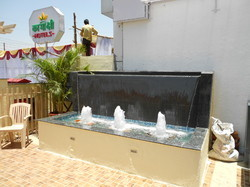 Water Film Fountains