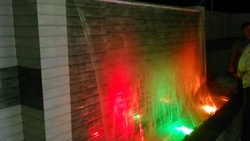 Water Sheet Fountain