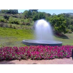 Peacock Fountain
