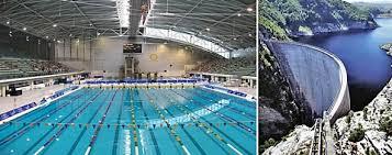 Olympic standard pool