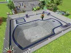 Luxury Swimming Pool Design Service