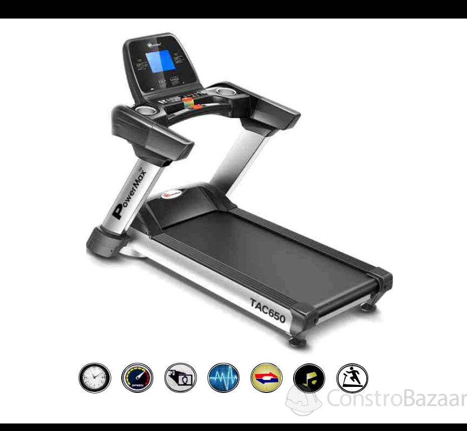 Motorized Treadmill (7� TFT Screen) - NEW