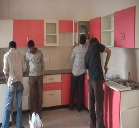 Supply & Installation of Modular Kitchens Services