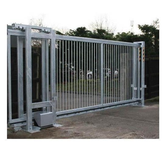 Sliding Stainless Steel Gates