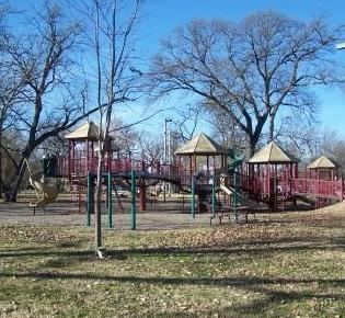 Forest Park Play Equipment