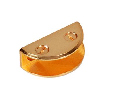 Brass D Bracket