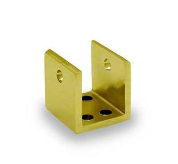 Brass U Bracket