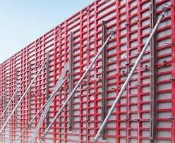 Types of Formwork (Shuttering) for Concrete Construction and its