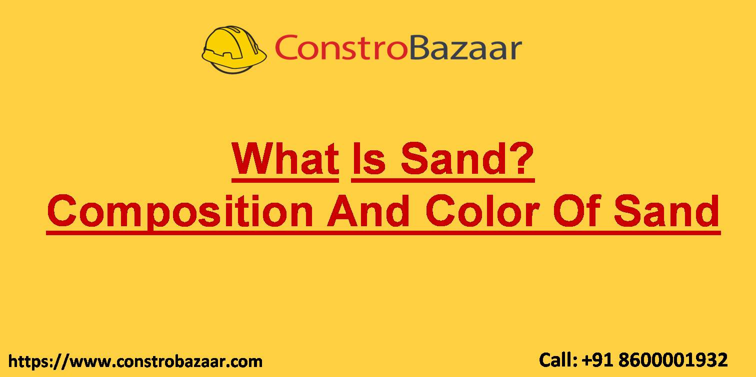 What Is Sand