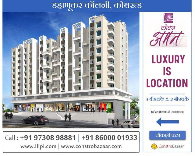 2 & 3 BHK Flats In Kothrud, Pune