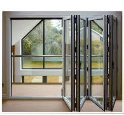 UPVC Folding and Sliding Doors
